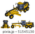 工事車両_モーターグレーダー 51545130
