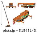 工事車両_オールテレーンクレーン 51545143