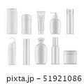 化粧 化粧品 ボトルのイラスト 51921086