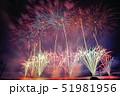 花火 夏 日本の写真 51981956