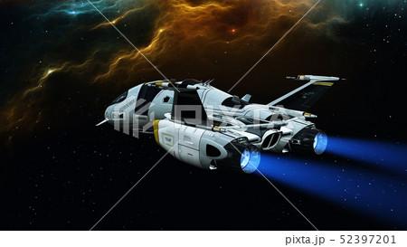 宇宙船 52397201
