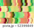 Abstract background with glitch and screen scanlines 52399849