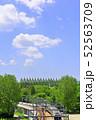 杜の都 仙台 西公園より新緑を愛でる 52563709