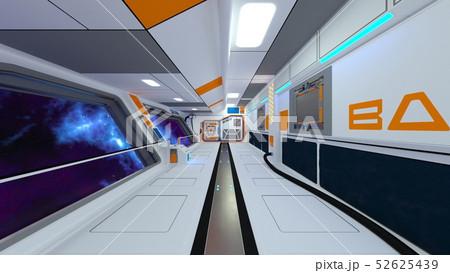 宇宙船内部 52625439
