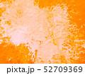 abstract white orange paint art splash background 52709369
