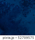 abstract navy blue emulsion paint art background 52709575