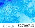 abstract sky blue polish paint art background 52709713