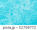 abstract blue dried lava paint art background 52709772