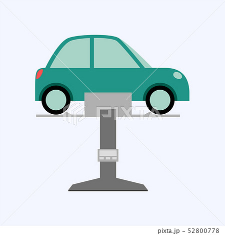 Car service and repair, fixing car 52800778
