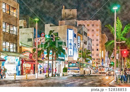【沖縄県】国際通り 52838853
