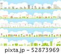 いろいろな街のイラスト セット 52873969