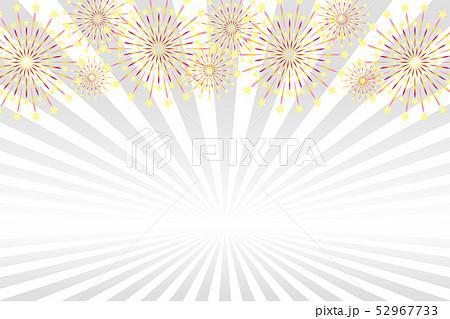 イラスト背景壁紙 花火イメージ 打ち上げ花火 夏祭り 広告宣伝ポスター パーティーイベント 無料素材のイラスト素材