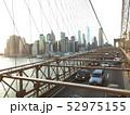 アメリカ ニューヨーク ブルックリン 橋 52975155