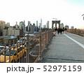 アメリカ ニューヨーク ブルックリン 橋 52975159
