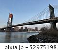 アメリカ ニューヨーク ブルックリン 橋 52975198