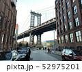 アメリカ  ニューヨーク ブルックリン 橋 52975201