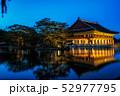 gyeonghoeru pavilion at night 52977795