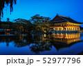 gyeonghoeru pavilion at night 52977796