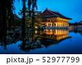 gyeonghoeru pavilion at night 52977799
