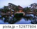 gyeonghoeru pavilion at night 52977804