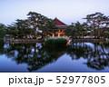 gyeonghoeru pavilion at night 52977805