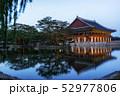 gyeonghoeru pavilion at night 52977806