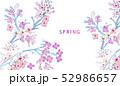 花 フラワー お花 52986657