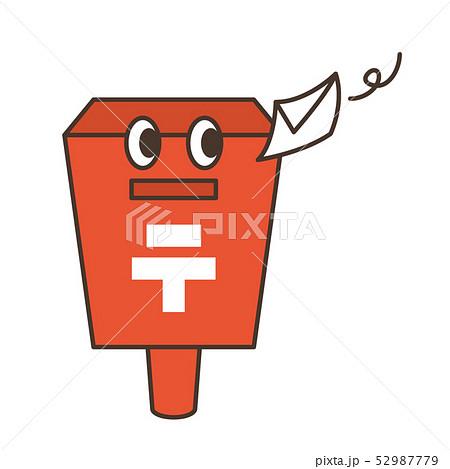 公共物/郵便ポストのキャラクター 52987779