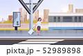 都市 ステーション 駅のイラスト 52989898