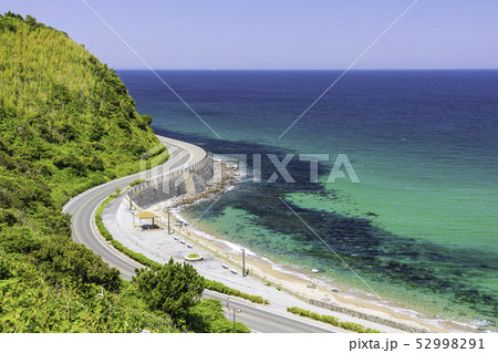 福岡県糸島市 絶景ドライブコース 52998291