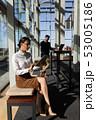 男 男性 ビジネスの写真 53005186