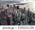 アメリカ  ニューヨーク マンハッタン  街並み 摩天楼 53024136