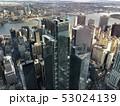 アメリカ  ニューヨーク マンハッタン  街並み 摩天楼 53024139