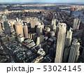 アメリカ  ニューヨーク マンハッタン  街並み 摩天楼 53024145
