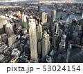 アメリカ  ニューヨーク マンハッタン  街並み 摩天楼 53024154