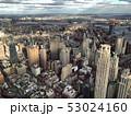 アメリカ  ニューヨーク マンハッタン  街並み 摩天楼 53024160