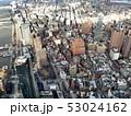アメリカ  ニューヨーク マンハッタン  街並み 摩天楼 53024162