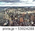 アメリカ  ニューヨーク マンハッタン  街並み 摩天楼 53024288