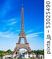 パリ エッフェル塔 タワーの写真 53025490