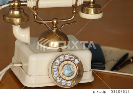 アンティーク電話機 53107612