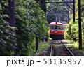 【夏】 箱根登山鉄道モハ2形108 【箱根町】 神奈川県 53135957