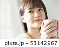 女性 ポートレート アジア人の写真 53142967