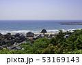 島根県出雲 出雲阿国 奉納山公園から稲佐の浜方面の街並みを望む 53169143