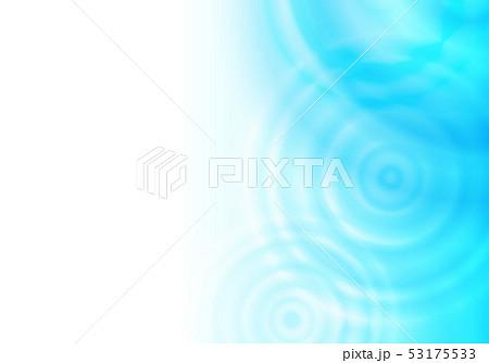 水紋グラデーション 53175533