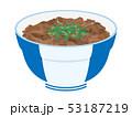 牛丼 53187219