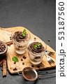 ティラミス ココア ケーキの写真 53187560