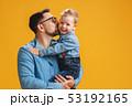 お父さん 父 父親の写真 53192165