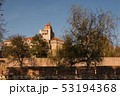 View of Belgrade Fortress Kalemegdan 53194368