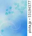 和柄 夏 葉のイラスト 53194377