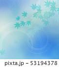 和柄 夏 葉のイラスト 53194378